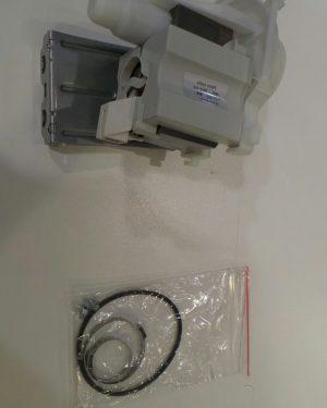 Umwälzmotor für Geschirrspülmaschine Bauknecht GSX 3000/1
