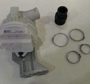 Umwälzpumpe komplett für Bauknecht Geschirrspülmaschine GSUK 8254A2P