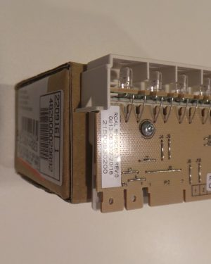 Anzeigetafel, LED Display Geschirrspüler- INDESIT