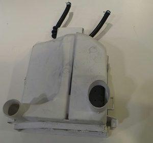 Waschmitteleinspülkasten komplett für Bosch Waschmaschine WAQ28391 / 01 gebraucht