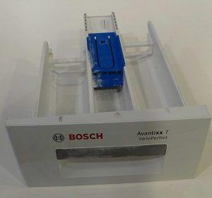 Waschmitteleinspülasten mit Blende für Bosch Waschmaschine WAQ28391 / 01 gebraucht