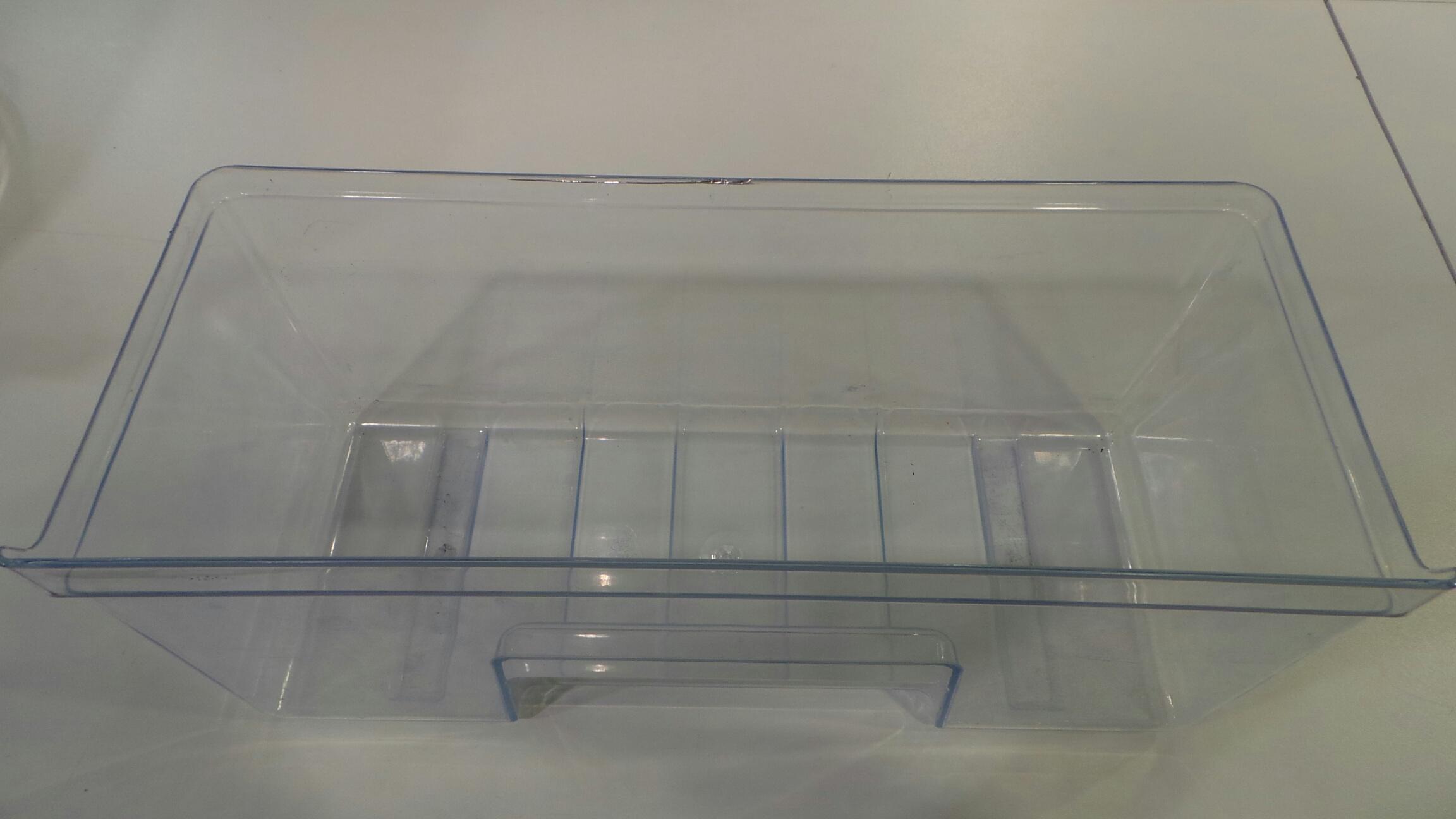 Amica Kühlschrank Gut Oder Schlecht : Gemüsebehälter groß gebr. für stand kühlschrank amica dekadis gmbh