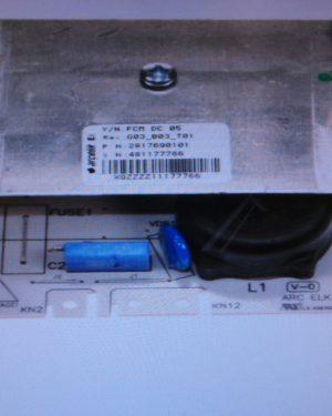 Waschmaschinen Steuermodul Beko für WMB 71643 PTE GEBRAUCHT