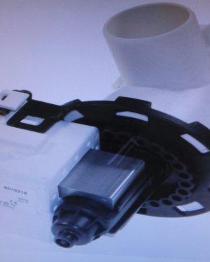 Waschmaschinen Laugenpumpe Beko für WMB 71643 PTE GEBRAUCHT