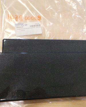 Wassertankdeckel schwarz/metall
