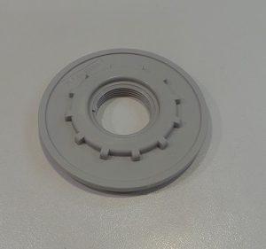 Gegenmutter für oberen Sprüharm mit Einbauanleitung für Geschirrspülmaschine Miele G570-590