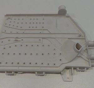 Deckel für Waschmittelbehälter für Waschmaschine Candy GO4 1272D/L