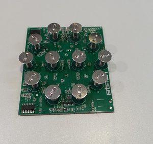 Bedienelektronik für Waschmaschine Hoover WDXT 4106A2