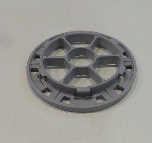 Abdeckung für Regenerierdosierung für Geschirrspülmaschine Bauknecht GSF 5988 WS