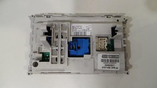 Elektronik programmiert für bauknecht waschmaschine super eco 6411