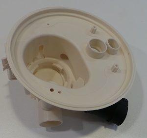 Pumpentopf für Geschirrspülmaschine AEG F88400VIOP 91167700102