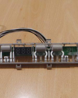 Anzeige Elektronik Bauknecht für Waschmaschine PDSU 5072/1 X