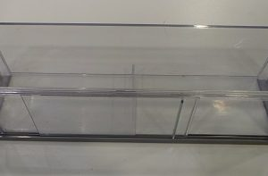 Türfach groß, GEBRAUCHT für Kühl/Gefrierkombination Siemens KI39FP60/01