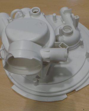 Ablaufschacht Bauknecht für Spülmaschine ADG6330/1WH