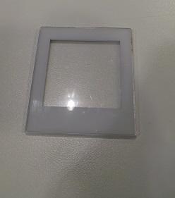 Abdeckung Lampe, GEBRAUCHT für Kühl/Gefrierkombination Siemens KI39FP60/01