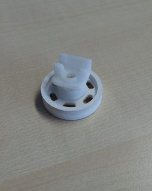 Korbrolle von AEG geeignet für Geschirrspülmaschine Favorit 5060 ID
