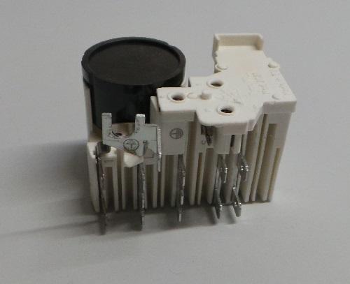 Startrelais von Ignis geeignet für Kühl-Gefrier-Kombi 853978138044 ARL782/A+