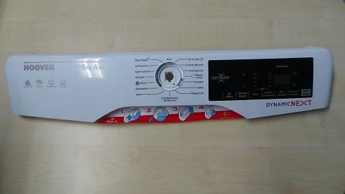 Display Blende von Candy Hoover geeignet für Trockner GDX H8A2TCEX