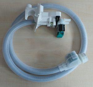 Magnetventil mit Aquastopvon Bosch/Siemens geeignet für Waschmaschine WAT 284T0/01