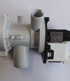 Ablaufpumpe mit Filter für Waschmaschinen