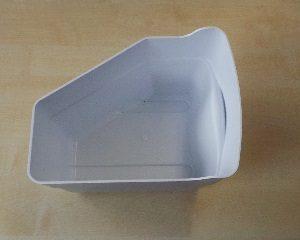 Gemüseschale groß von Ignis geeignet für Kühlschrank ARL 537/A+