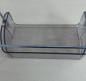 Türfach mit Halterung  für Küppersbusch Kühl-Gefrierkombination IKE 230-1 GEBRAUCHT