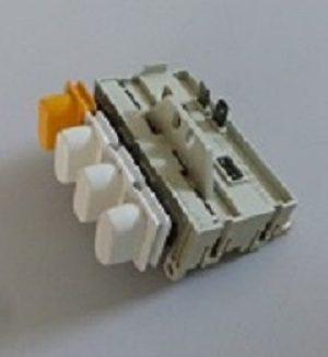 Drucktastenschalter von Miele geeignet für Trockner