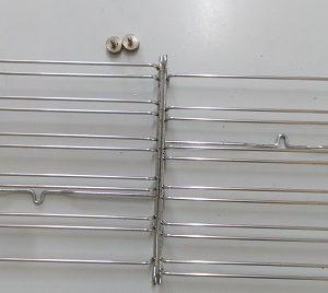 Einhängegitter für AEG Competence E6000-M  GEBRAUCHT