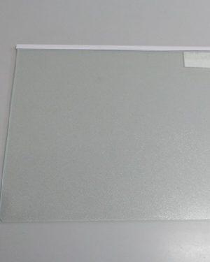 Glasplatte für Gemüsefach von Indesit geeignet für Kühlschrank GF 160 AI
