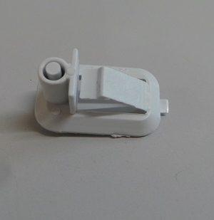 Halter für Glasplatte von Indesit geeignet für Kühlschrank GF 160 AI